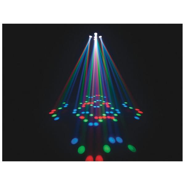 NJD LED Cross-X4 Lighting Effect (Showcase 4)