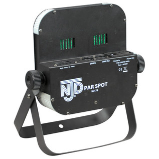 NJD LED DMX Par Spot Lighting Effect (3)