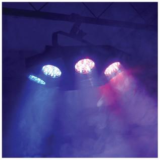 NJD LED Octo Circ DMX Lighting Effect (Showcase 3)