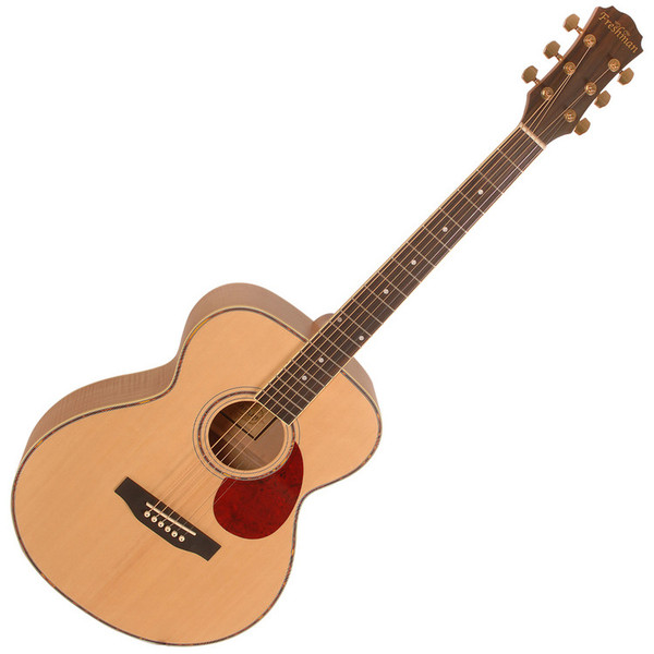 Freshman FA1GAM Grand Aud. Acoustic Guitar, Natural