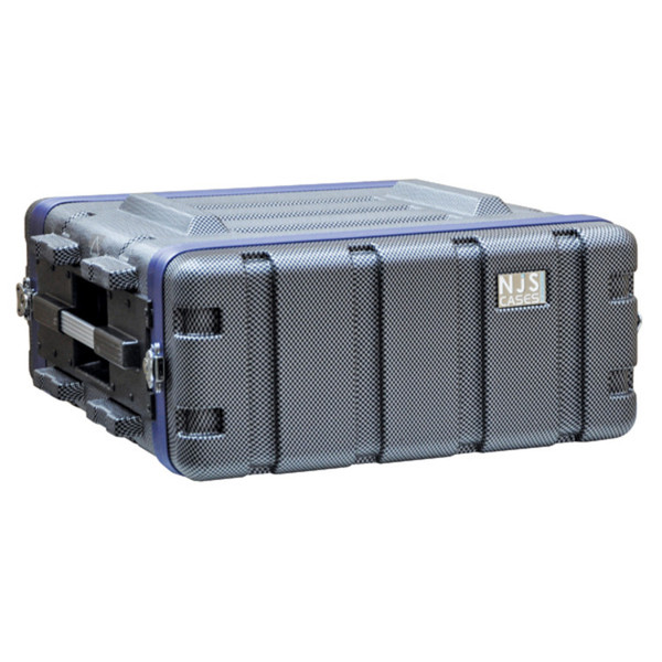 NJS Heavy Duty ABS Rack Case, 4U