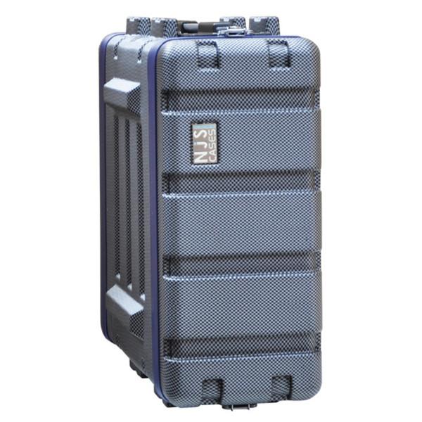 NJS Heavy Duty ABS Rack Case, 4U