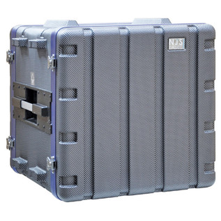 NJS Heavy Duty ABS Rack Case, 10U