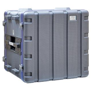 NJS Heavy Duty ABS Rack Case, 10U