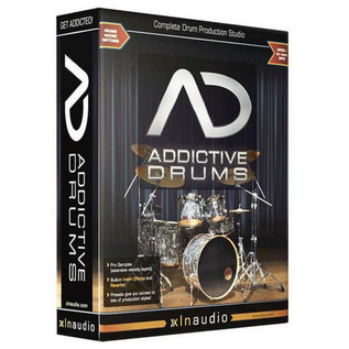 XLN Audio Addictive Drums Software