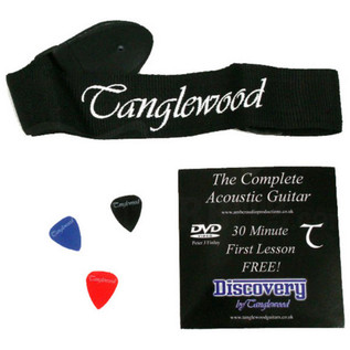 Discovery Strap, Picks and DVD