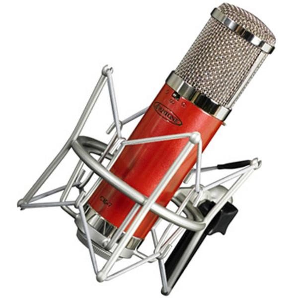 Avantone CK-7 Multi-Pattern FET Condenser Microphone with Shockmount