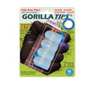 Gorilla Tips Fingertip Protectors Clear Size Medium