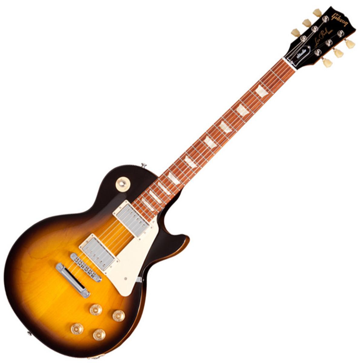 gibson les paul studio electric guitar 2013 model vintage sunburst at gear4music. Black Bedroom Furniture Sets. Home Design Ideas