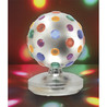 "Cheetah 8"" Multi-Coloured Revolving Disco Ball Lighting Effect"