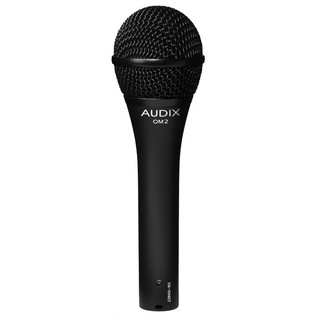 Audix OM2 Dynamic Vocal/Instrument Microphone