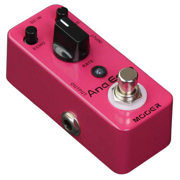 Mooer MAD1 Ana Echo Analog Delay Pedal