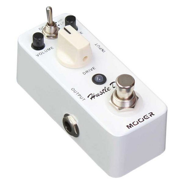 Mooer MDS2 Hustle Drive Distortion Pedal