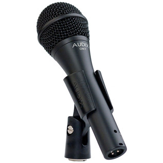 Audix OM7 Premium Dynamic Vocal Microphone in Clip