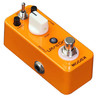 Mooer MDS4 Ultra Drive Distortion Pedal Free Jack Patch Cables