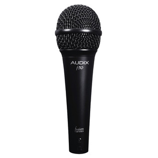 Audix F50 Dynamic Vocal Microphone, Low Impedance