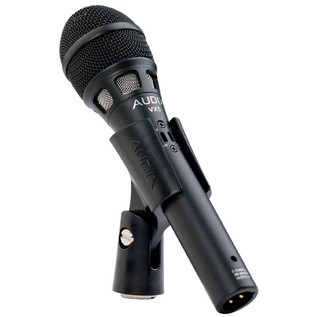 Audix VX5 Condenser Vocal Microphone in Clip