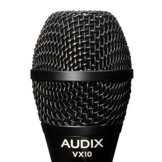 Audix VX10 Condenser Vocal Microphone Detail