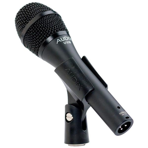 Audix VX10 Condenser Vocal Microphone in Clip
