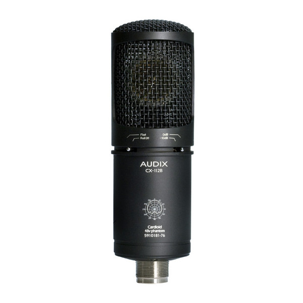 Audix CX112B Large Diaphragm Condenser Microphone