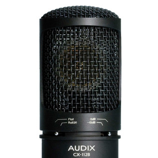 Audix CX112B Large Diaphragm Condenser Microphone Detail