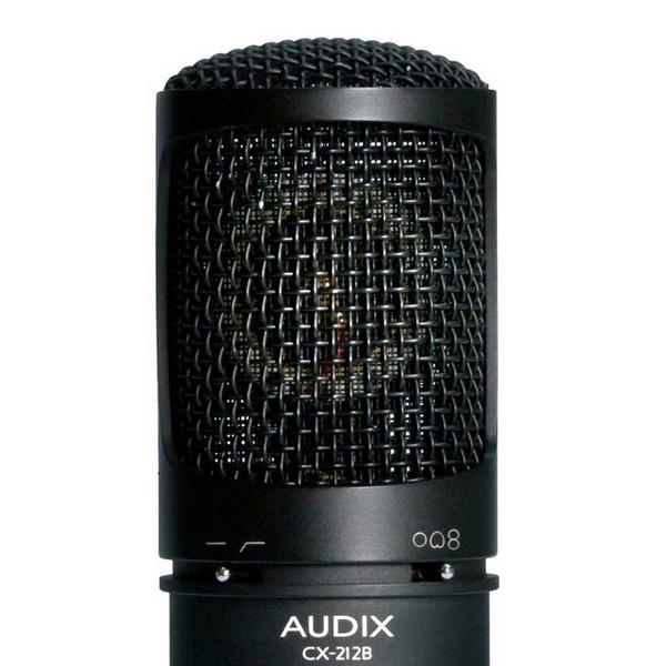 Audix CX212B Large Dual Diaphragm Condenser Microphone Detail