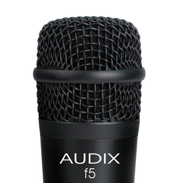 Audix F5 All-Purpose Dynamic Instrument Microphone Detail