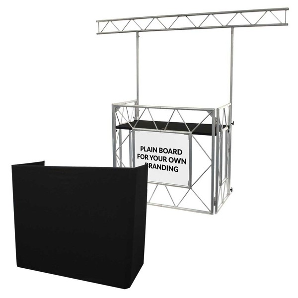 Equinox Complete Truss DJ Booth - Full Bundle