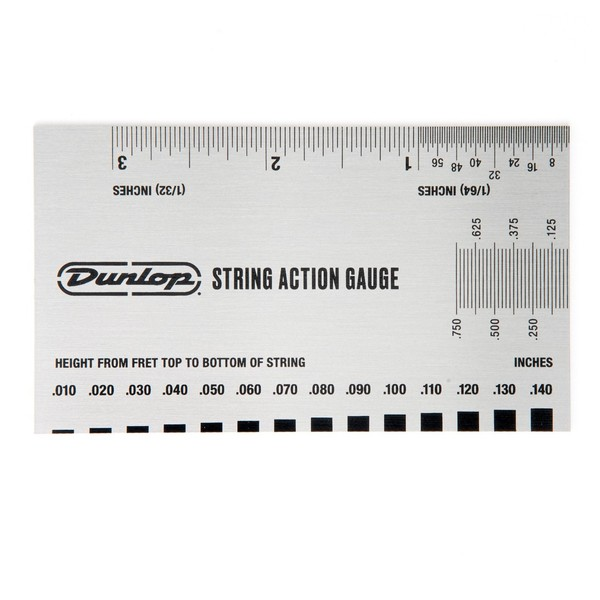Dunlop Maintenance Tools Action Gauge - Front View
