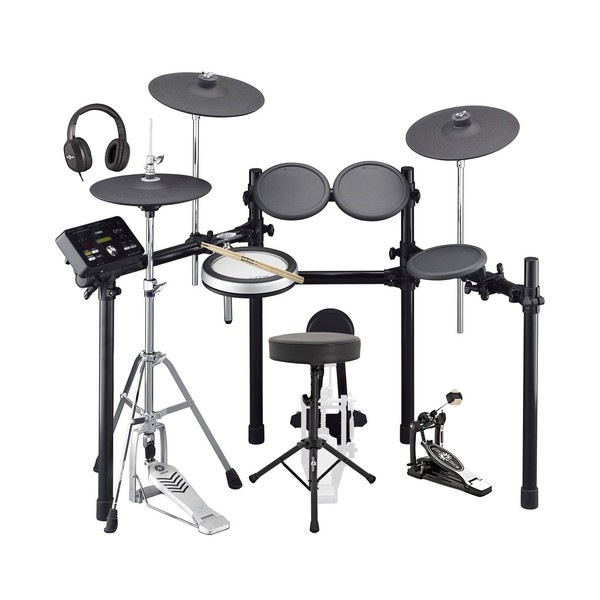 Yamaha DTX532 Electronic Drum Kit with Accessory Pack - main image