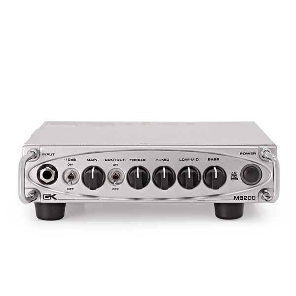 Gallien Krueger MB200 Lightweight Bass Head