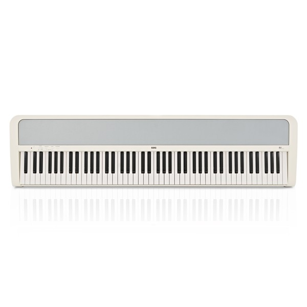 Korg B2 Digital Piano, White main
