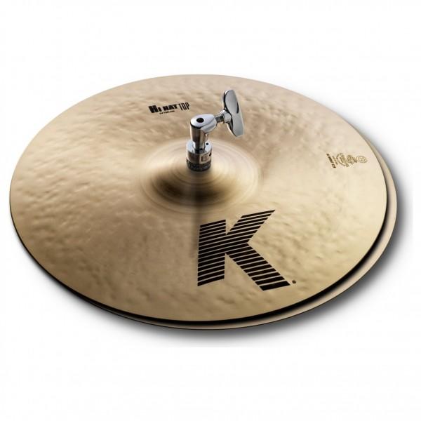 Zildjian K 14'' Hi-Hat Cymbals