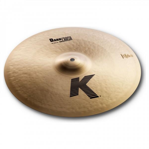 Zildjian K 16'' Thin Dark Crash Cymbal