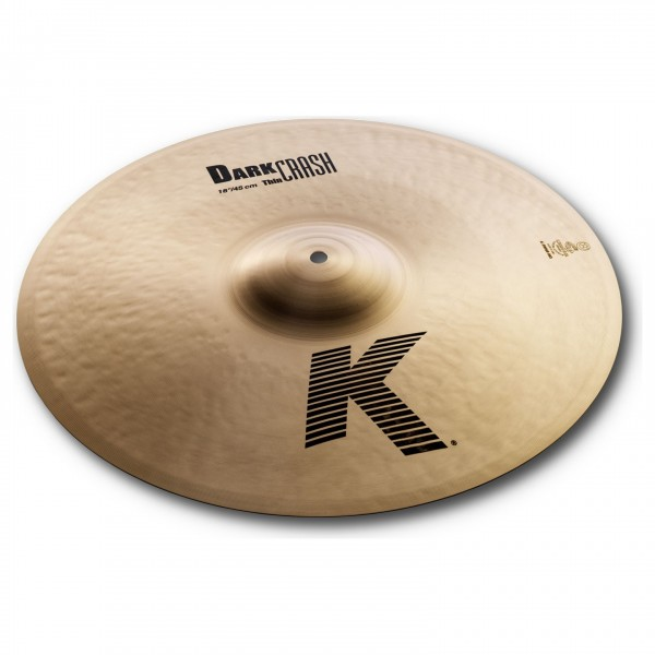 Zildjian K 18'' Thin Dark Crash Cymbal