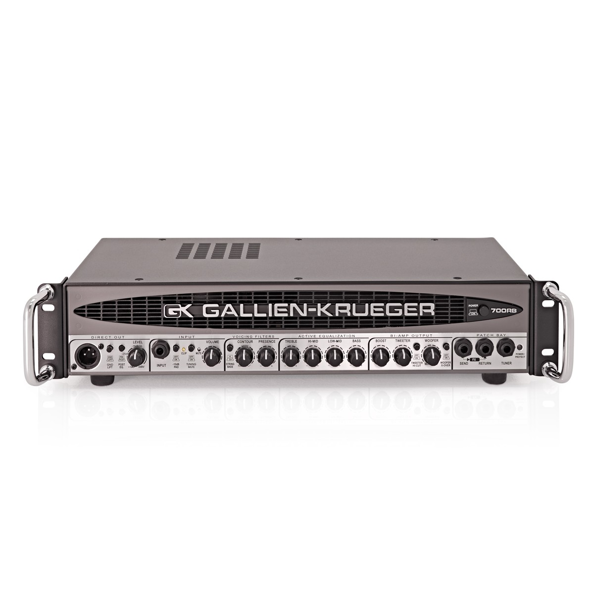 Click to view product details and reviews for Gallien Krueger 700 Rb Ii Bass Amp Head.