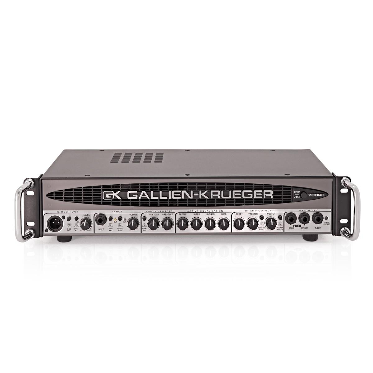 Gallien Krueger 700 Rb Ii Bass Amp Head