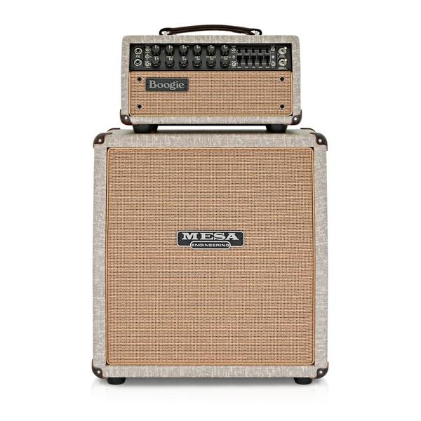 Mesa Boogie Custom Mark 5:25 Head & 1x12 Cab, Fawn Slub Bronco main