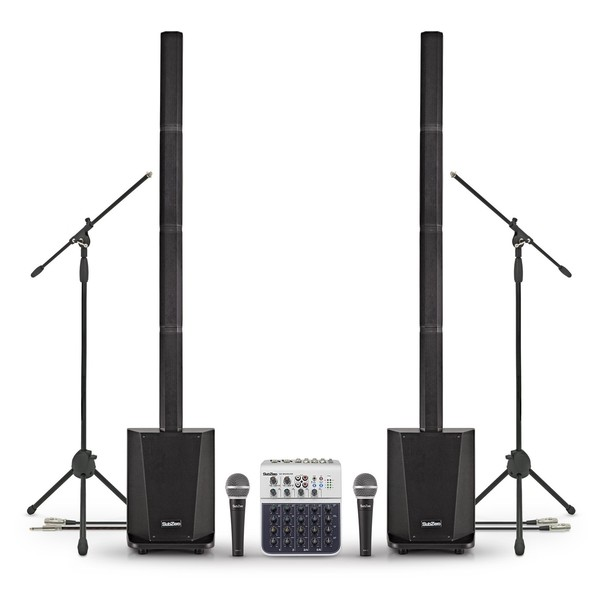 SubZero L410X Microphone Pack