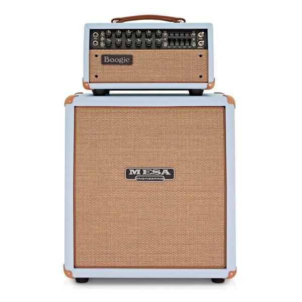 Mesa Boogie Custom Mark 5:25 Head & 1x12 Cab, Baby Blue Bronco main