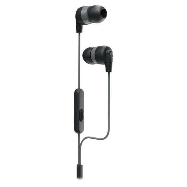 Skullcandy Ink'd+ with Mic, Black, Grey main