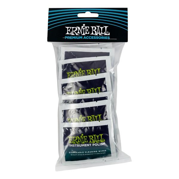 Ernie Ball Wonder Wipe Body Polish Refill, 20 Pack
