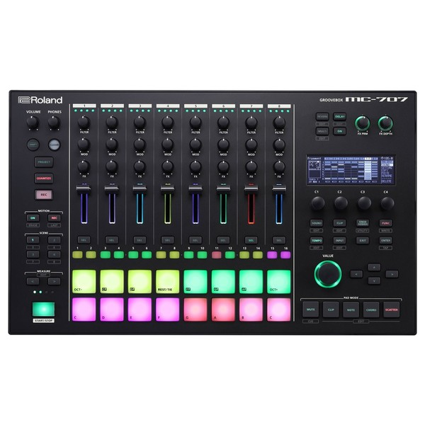 Roland AIRA MC-707 main