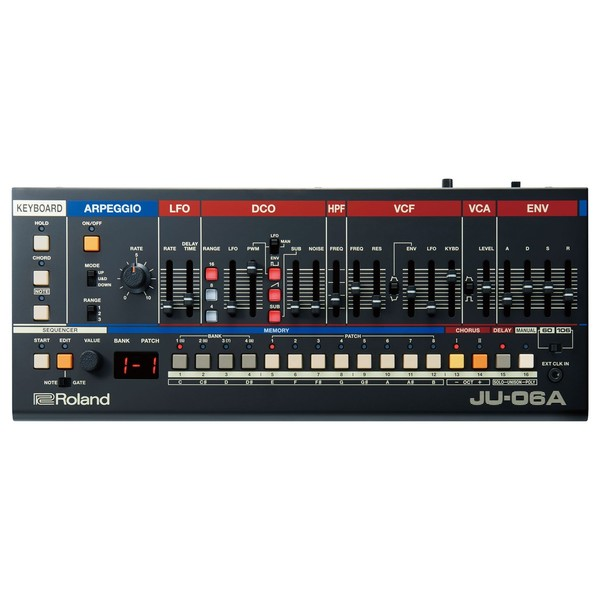 Roland Boutique JU-06A main