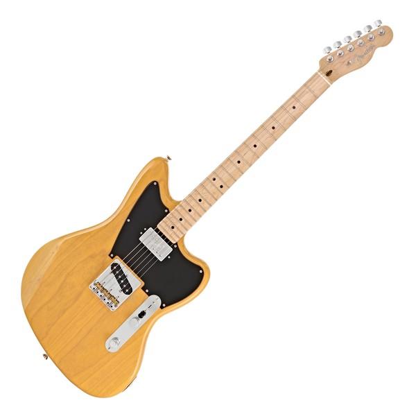 Fender Offset Ash Telecaster Ltd, Butterscotch Blonde