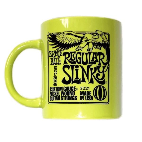 Ernie Ball Regular Slinky Mug - Front View
