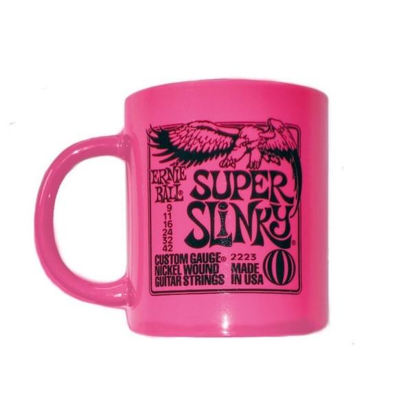 Ernie Ball Super Slinky Mug - Front View