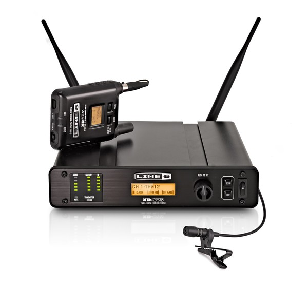 Line 6 XD-V75L Digital Wireless Lavalier Mic System