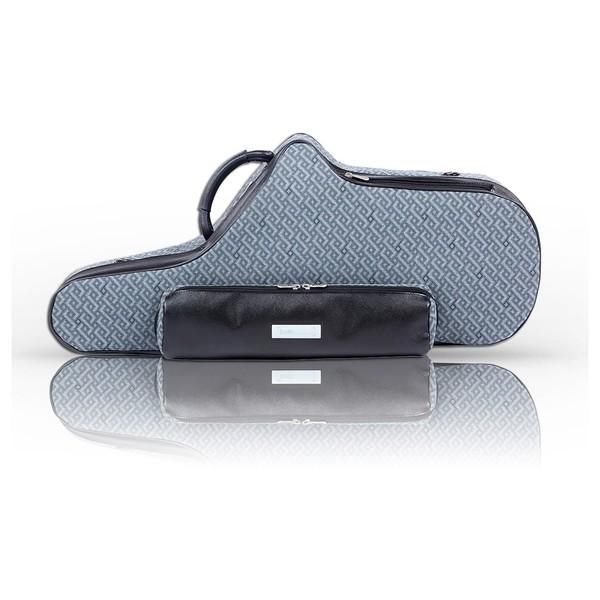 Original GoPro Fusion Case almacenamiento bolsa con cremallera, Grey//gris