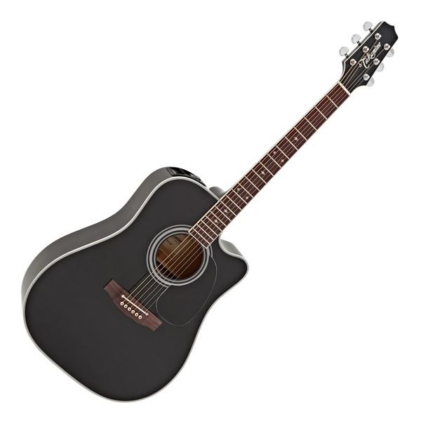 Takamine EF341SC Electro Acoustic, Black